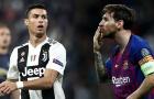 Ronaldo tạm biệt Champions League, chia tay luôn Quả bóng vàng