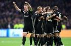 Sau 2 năm, Ajax đã bỏ Man Utd lại phía sau như thế nào?