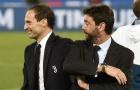 Nóng: Andrea Agnelli gặp mặt Massimiliano Allegri để bàn về tương lai