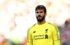 XONG! Alisson chính thức không còn khoác áo 13 Liverpool mùa tới