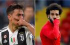 Điên rồ! Chiều ý Ronaldo, Juve vung tiền + 'mục tiêu khủng của M.U' đổi lấy Salah