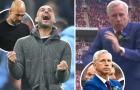 Pep Guardiola và những tình huống 'quẩy hơi sớm' trong giới thể thao
