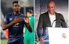 Vì Pogba, Zidane 'bật' ban lãnh đạo Real với 1 quyết định