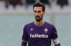 Chính thức: Fiorentina tri ân Davide Astori