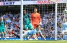 Làm tung lưới Tottenham, sao mai 18 tuổi đi vào lịch sử Man City