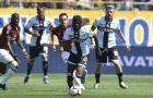 """""""Ôm hận"""" tại Ennio Tardini, AC Milan run rẩy trong tốp 4"""