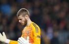 CĐV M.U phải chấp nhận sự thật: De Gea là thủ môn tệ nhất năm