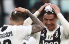 Thống kê khủng khiếp của Ronaldo trên ngai vương của Serie A