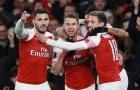 TRỰC TIẾP Arsenal vs Crystal Palace: Song sát lại chơi kề nhau