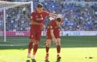 SỐC: Van Dijk là nguyên nhân Milner ăn mừng chống gậy thách thức