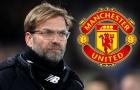 Thua Everton, Klopp lên tiếng cay đắng về khả năng của Man Utd