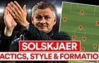 Cuộc cách mạng của Solskjær tại MU: Sơ đồ 4-3-3 và đội hình 3-5-2 trong các trận đấu quan trọng (Phần 3)