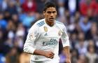 Juventus muốn đưa về trung vệ của Real Madrid