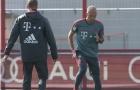 Bayern nhận tin mừng, đón 'kèo trái' siêu đẳng trở lại tập luyện.