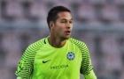 Filip Nguyễn dẫn đầu danh sách thủ môn hay nhất giải CH Czech