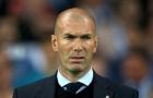 HLV Zidane: 'Rõ ràng có một lý do đứng đằng sau điều này'