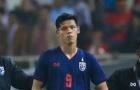U23 Thái Lan thừa nhận tổn thất khi cầu thủ đấm Đình Trọng vắng mặt