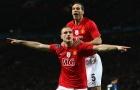 'Họ là 1 kẻ hung hăng và 1 gã tâm thần ở hàng thủ Man Utd'