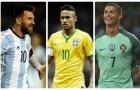 Neymar: QBV không phải là món quà dành cho những đứa trẻ