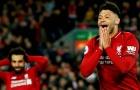 Sao Liverpool nhận ngay hợp đồng mới dù mới đá vài phút