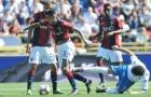 Cuộc chiến trụ hạng ở Serie A: Chạy trốn trước bình minh