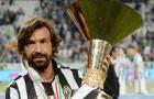Chùm ảnh: Những cầu thủ từng thi đấu cho cả 3 ông lớn tại Serie A