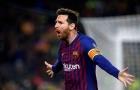 Sau 5 năm, Messi tái hiện lại một kỷ lục khi đối đầu các đội bóng Anh