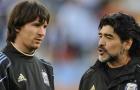Messi trở thành 'Vua sút phạt' nhờ.. Maradona