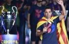 Tạm biệt 'vua kiến tạo' Xavi Hernandez