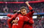 Bayern tiến gần đến ngôi vương sau khi dễ dàng đả bại Hannover