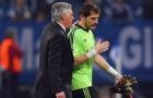 'Ngay cả khi không thể thi đấu, cậu ấy vẫn là thủ môn tuyệt vời'