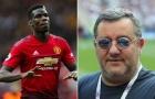 Vì đại diện Pogba, Man Utd đánh mất mục tiêu 34 triệu bảng