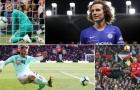 4 thống kê sốc ở Premier League 2018/2019: Luiz hóa tiền vệ, Kante có vai trò mới