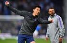 Mong Son Heung-min vực dậy Tottenham