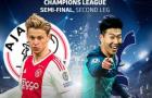 Nhận định Ajax vs Tottenham: Chủ nhà thắng tối thiếu, đặt vé đến Madrid?