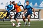 'Máy dội bom' trở lại, Zidane vơi nỗi lo trên hàng công