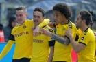 Dortmund níu giữ chút hi vọng vô địch sau khi đánh bại Dusseldorf
