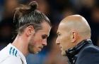 Đại diện Bale: 'Bạn phải hỏi Zidane câu đó'