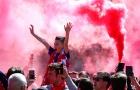 CĐV Liverpool nhuộm đỏ Anfield và những khoảnh khắc đẹp nhất ngày hạ màn Ngoại hạng Anh