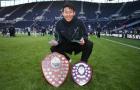 Không thi đấu, Son Heung-min vẫn vinh dự nhận 2 giải thưởng cao quý