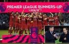 Neville troll Carragher với 'danh hiệu cho kẻ về nhì', Liverpool đã chuẩn bị sẵn lễ ăn mừng