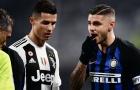"""""""Ronaldo và Icardi hoàn toàn có thể chơi bên cạnh nhau, nhưng…"""""""