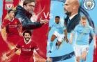 8 kỷ lục 'khủng khiếp' được Man City và Liverpool thiết lập ở mùa này