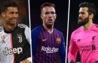 10 bản hợp đồng tốt nhất châu Âu mùa giải 2018/2019
