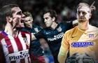 10 công thần Atletico kỷ nguyên Simeone: Griezmann chưa phải tất cả