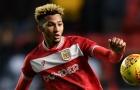 Tottenham và Arsenal quan tâm tới cầu thủ trẻ người Anh
