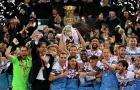 Ghi 2 bàn trong 8 phút, Lazio vô địch Coppa Italia