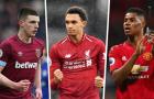 Đội hình U21 xuất sắc nhất Premier League 2018/2019