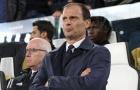 HLV AC Milan nói điều bất ngờ về việc Juventus chia tay Allegri