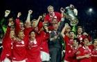 Man City mãi là cái bóng Man Utd nếu...